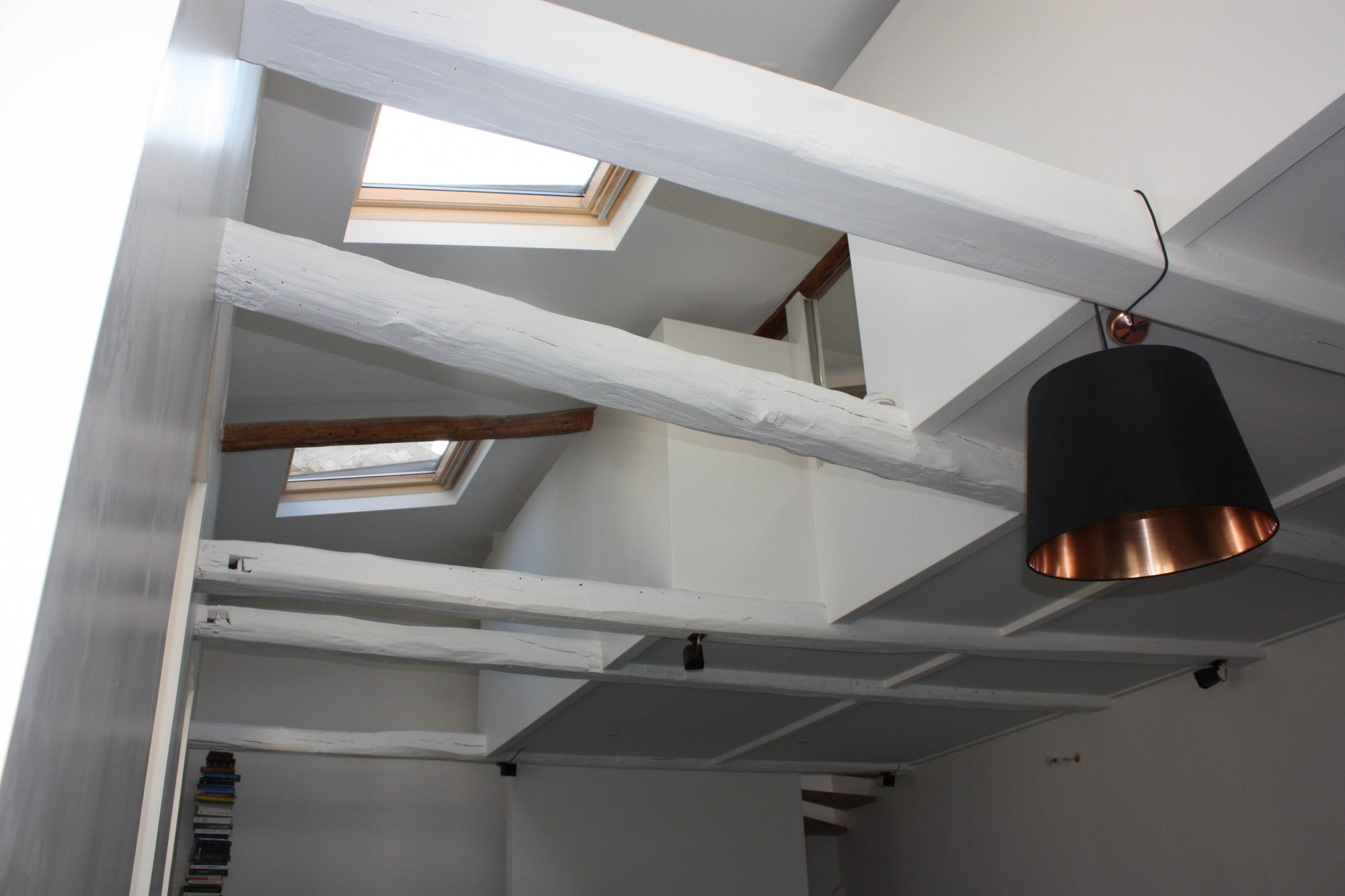 R novation d 39 un appartement levallois perret hauts de - Idee renovation appartement ...