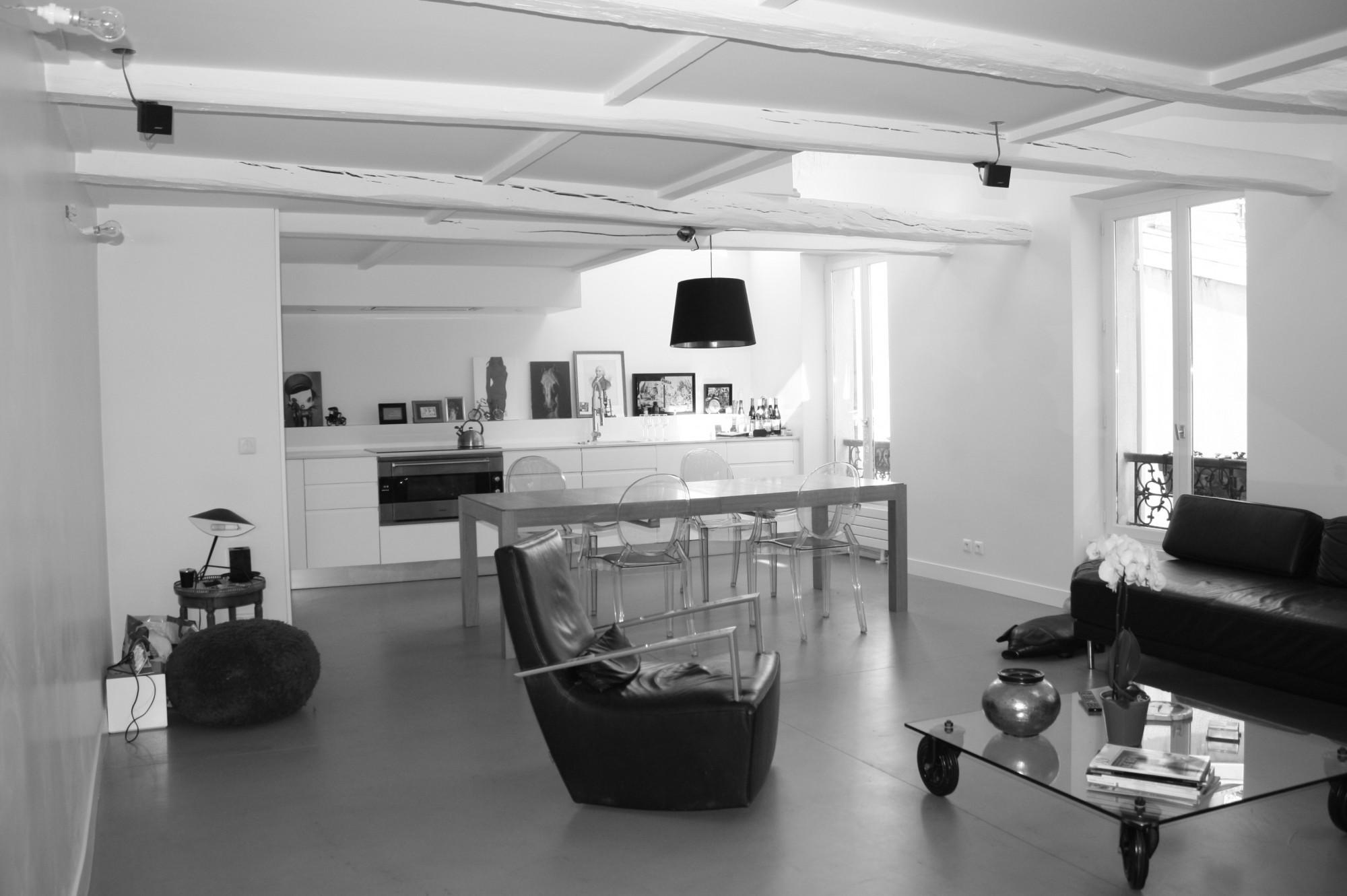 R Novation D 39 Un Appartement Levallois Perret Hauts De