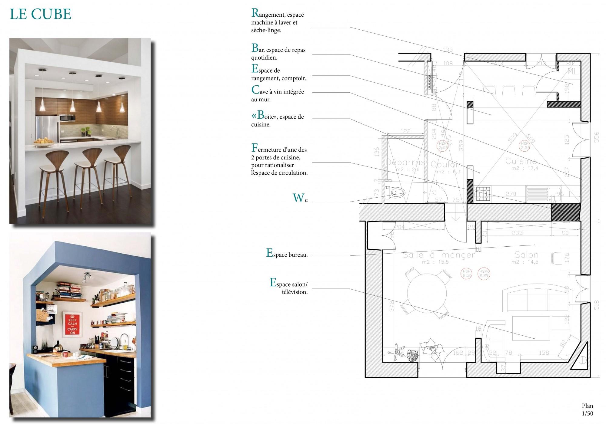 aménagement d'une cuisine realisations - d'une idée à l'autre